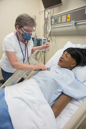 A grant from the Texas Higher Education Coordinating Board will enable the Nursing program to pur...